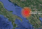 Terremoto in Albania 2019
